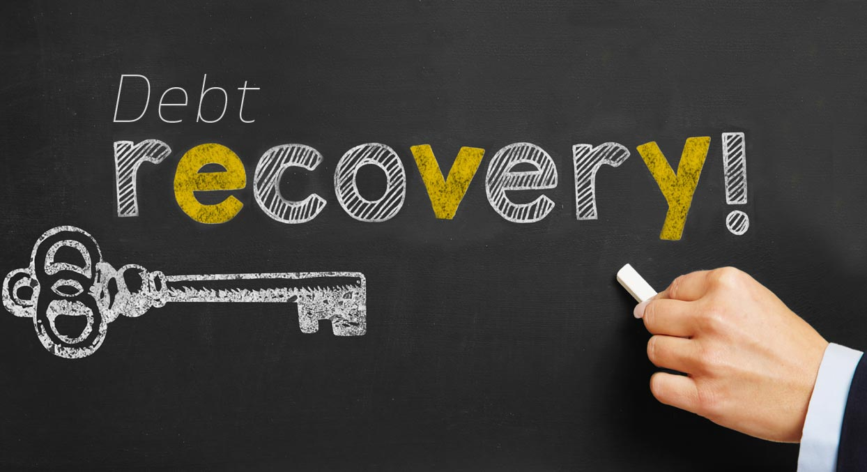 Commercial Debt Recovery Process